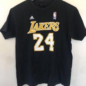 Lakers Adidas Kobe Bryant shirt